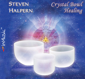 Crystal Bowl Healing by inMusic 인뮤직 / CD